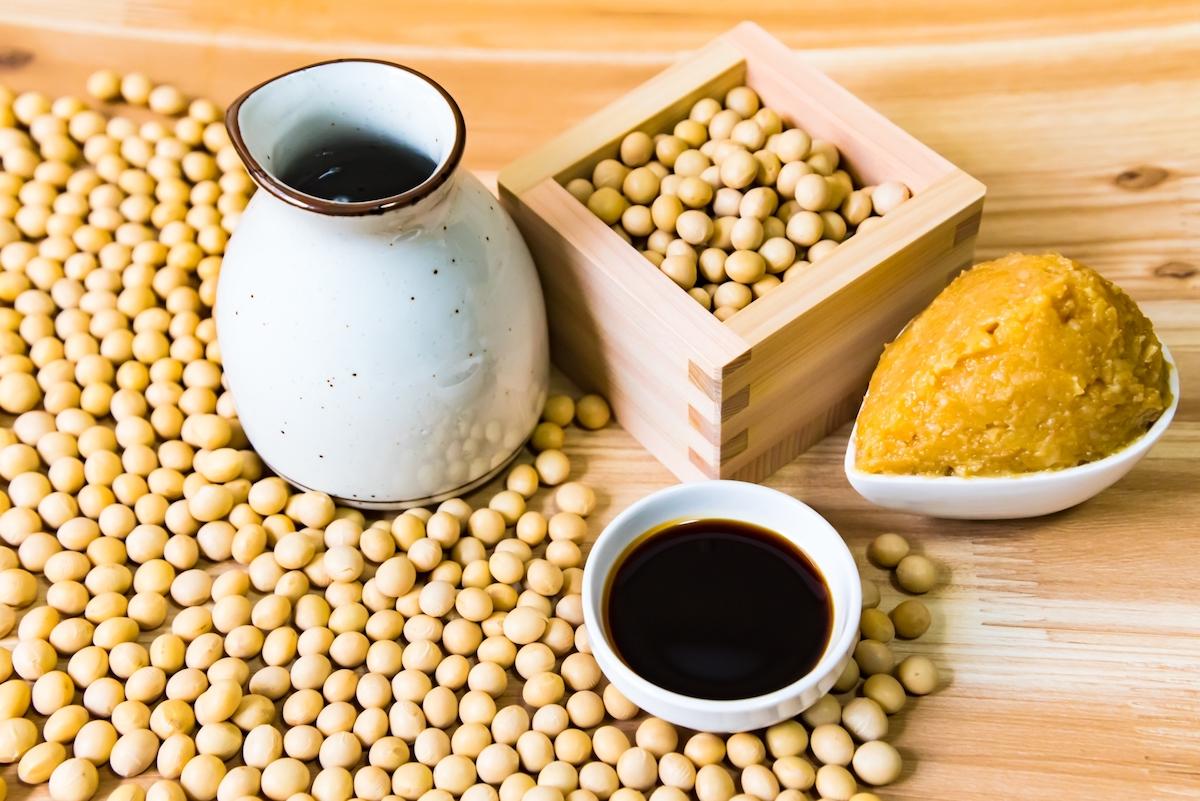 腸内環境を整える食べ物は発酵食品【まずは調味料から見直そう】