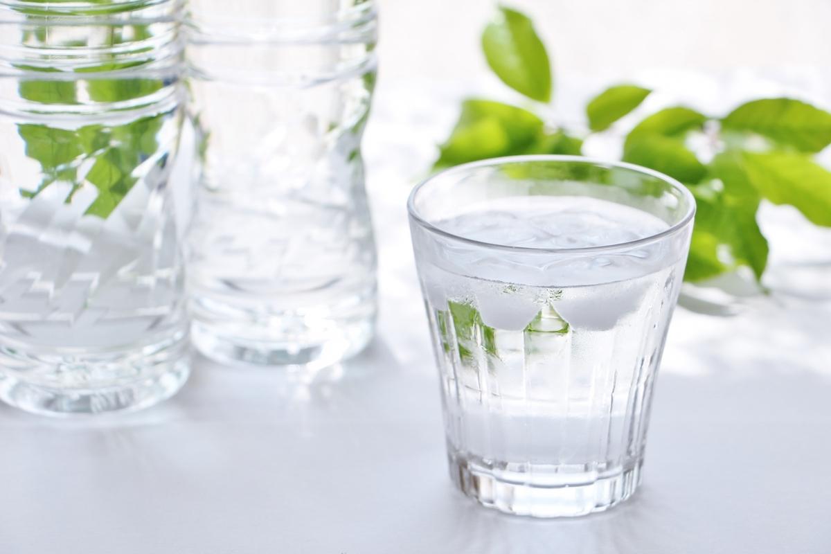 お水の健康的な飲み方【たくさん飲めば良いと思っていませんか?】
