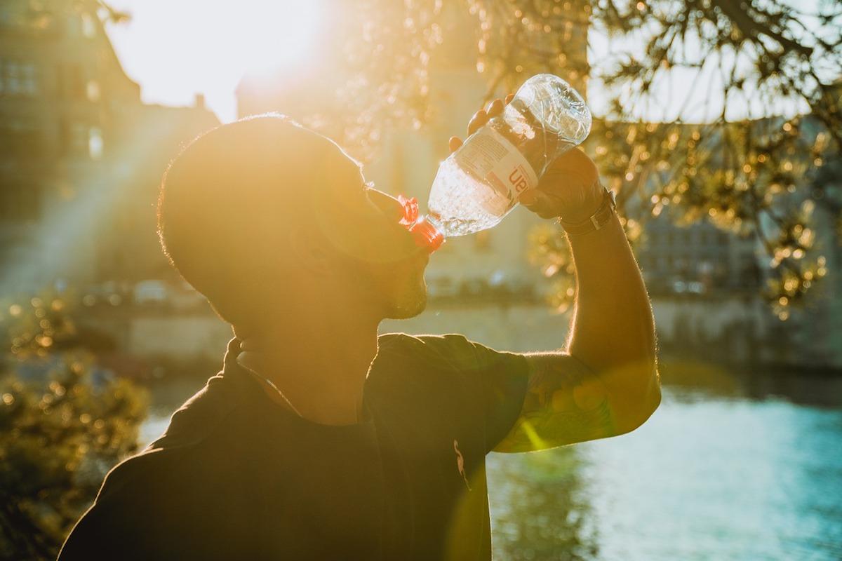 僕がお水の飲み方で思っていること