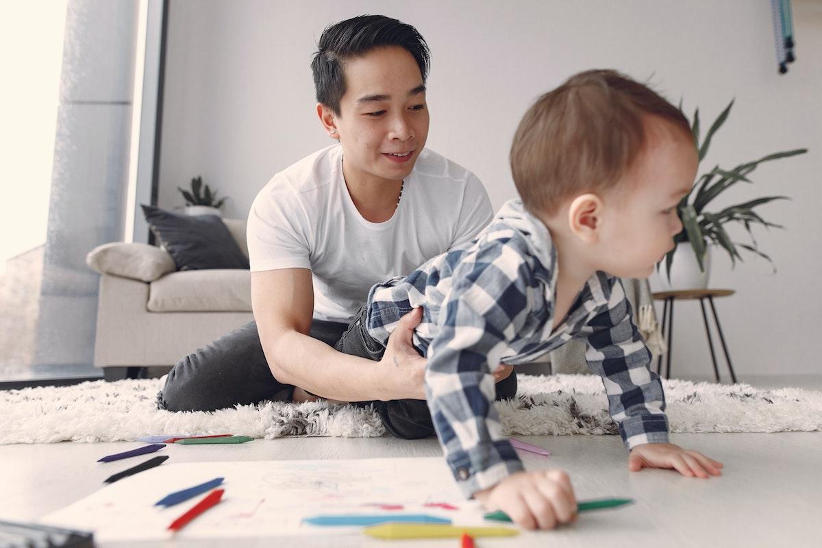 在宅ワークと育児を両立するにはルールを決めよう!【在宅パパ必見】