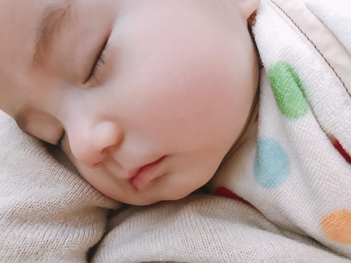 生後6ヶ月の我が子
