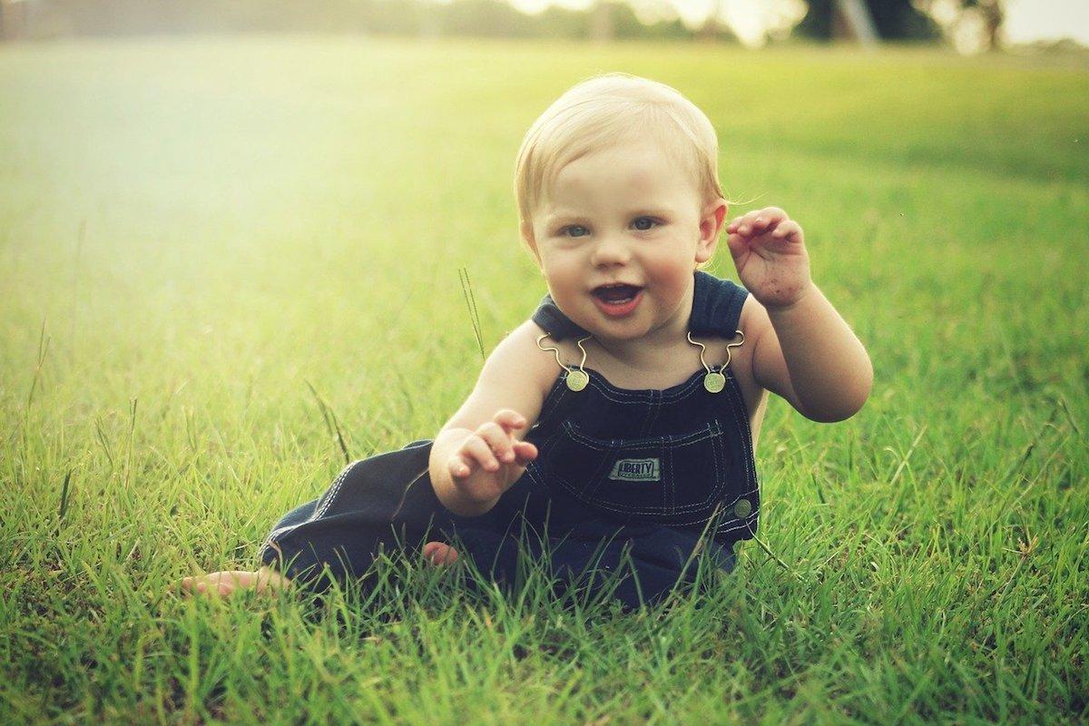 0歳の赤ちゃんから学ぶ人生の楽しみ方