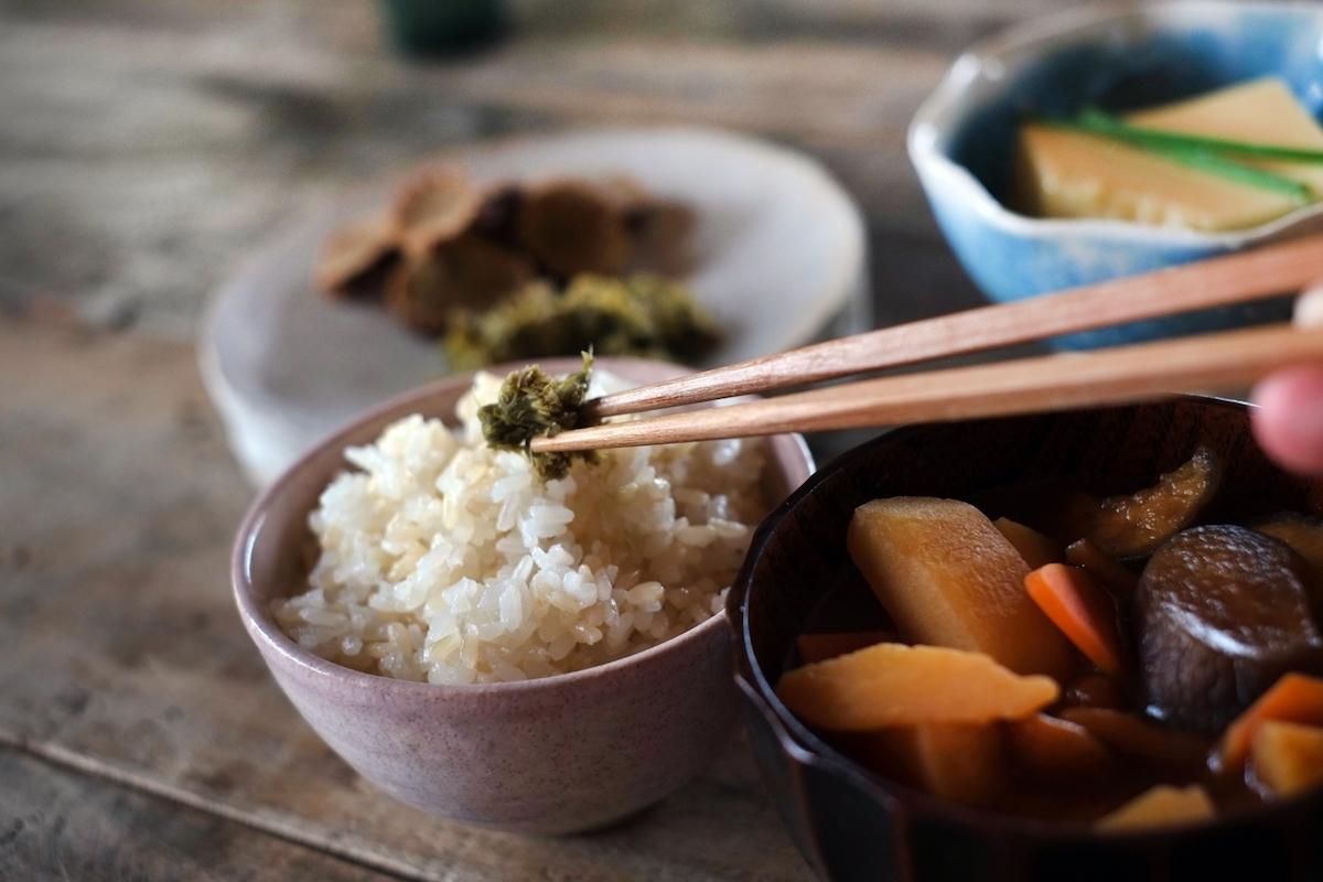 日本人に合う食べ物とは何か?