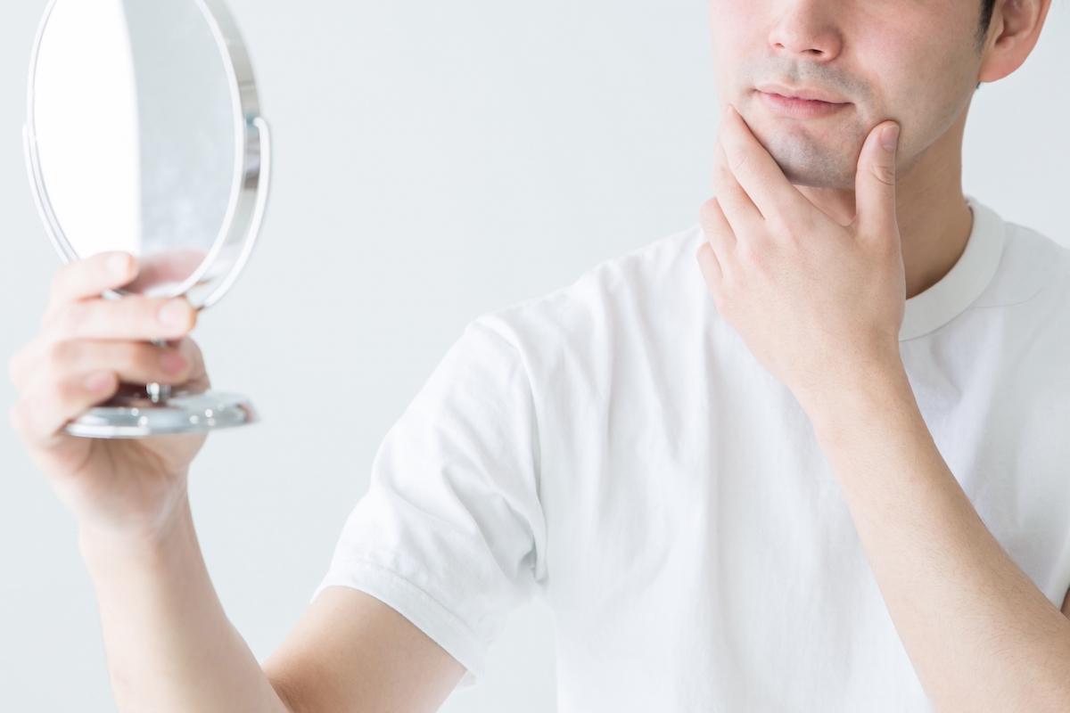 【30代必見】男性の肌荒れの根本的な原因は腸内環境【対策を解説】