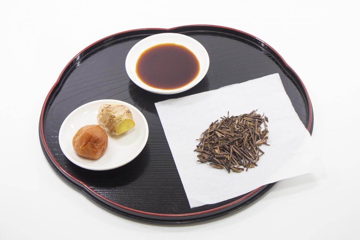 腸内環境を整える梅醤番茶の作り方【温活や免疫力アップにも最適!】