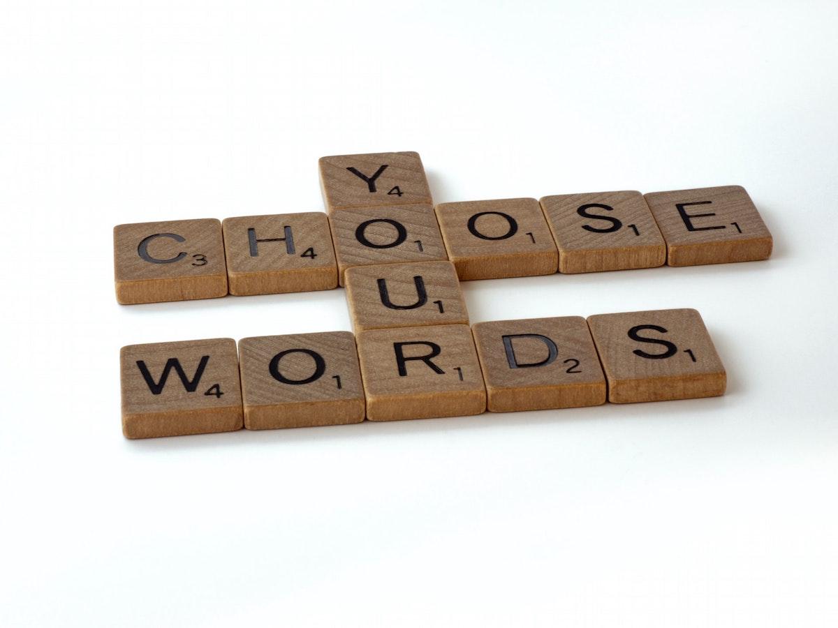 どんな言葉もすべて自分に返ってくる【使う言葉で未来が変わる!】