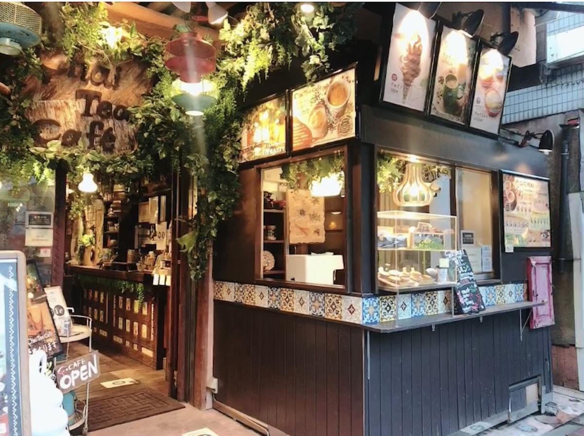 【横浜ベジタリアン/Chai Tea Cafe】豊富な本各的チャイのメニュー