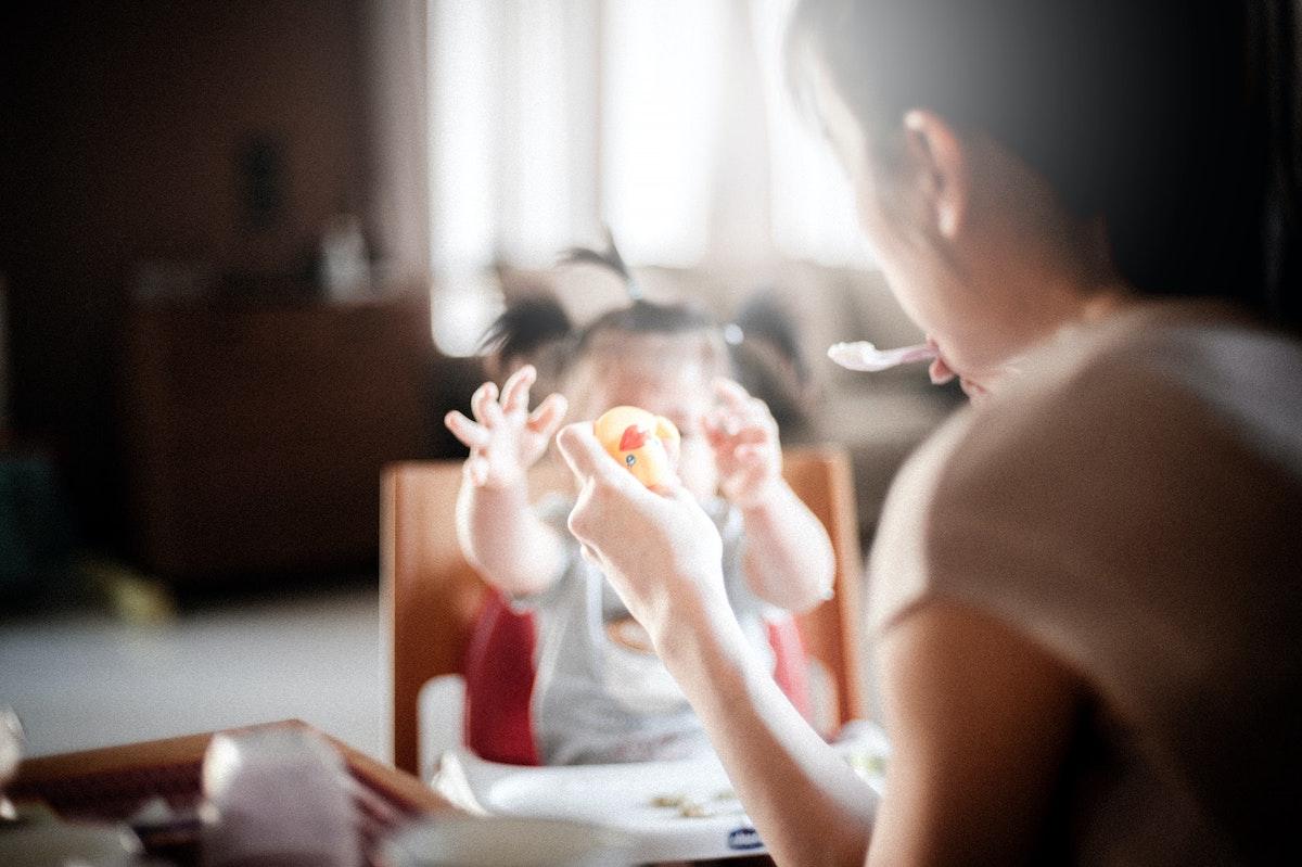 うちの子は離乳食をいつから始めたか【生後10ヶ月頃】