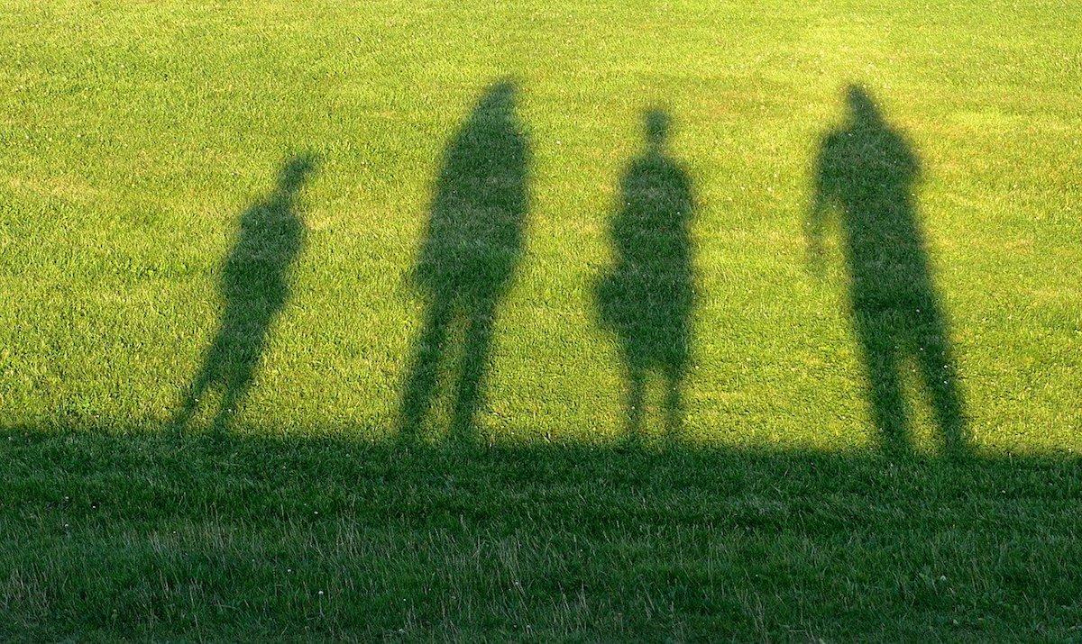 自分にとっての家族とは心の平和の元