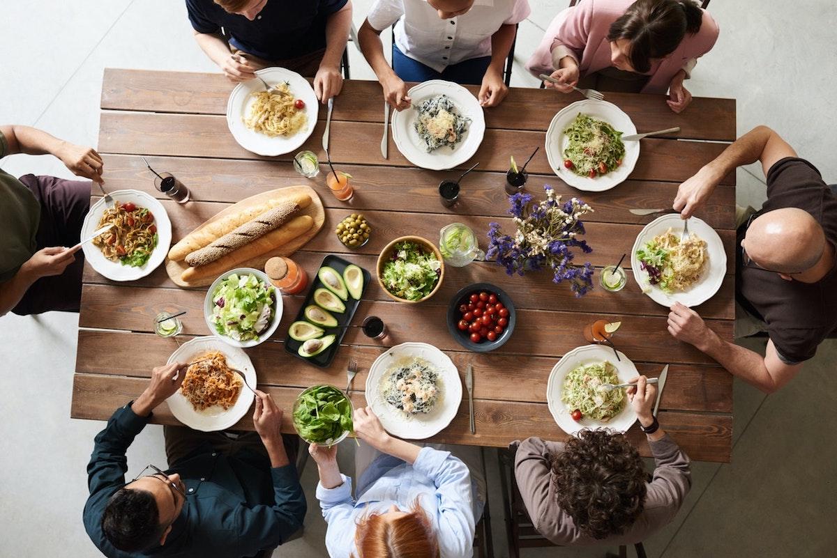 1日3食は食べ過ぎなのか?【昔と現代では食生活の違いから考える】