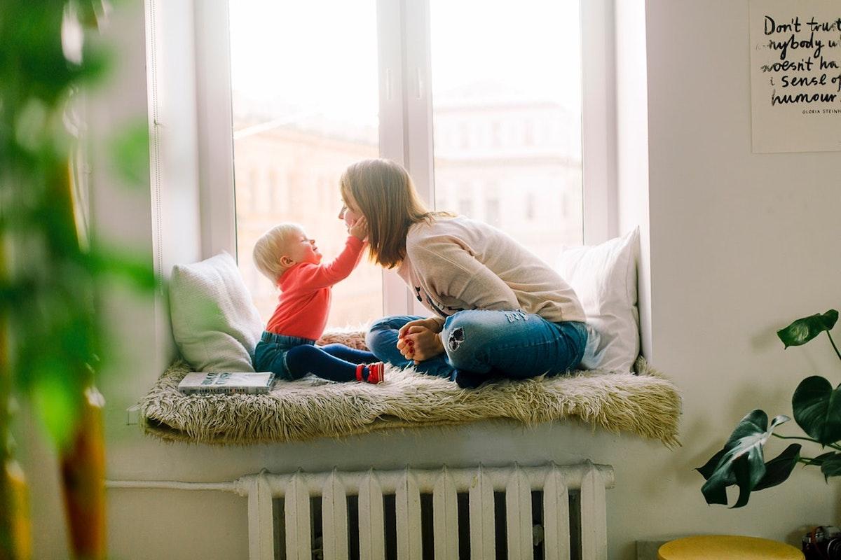ベジタリアン対応の赤ちゃんの大豆ミルクでも元気に育っています